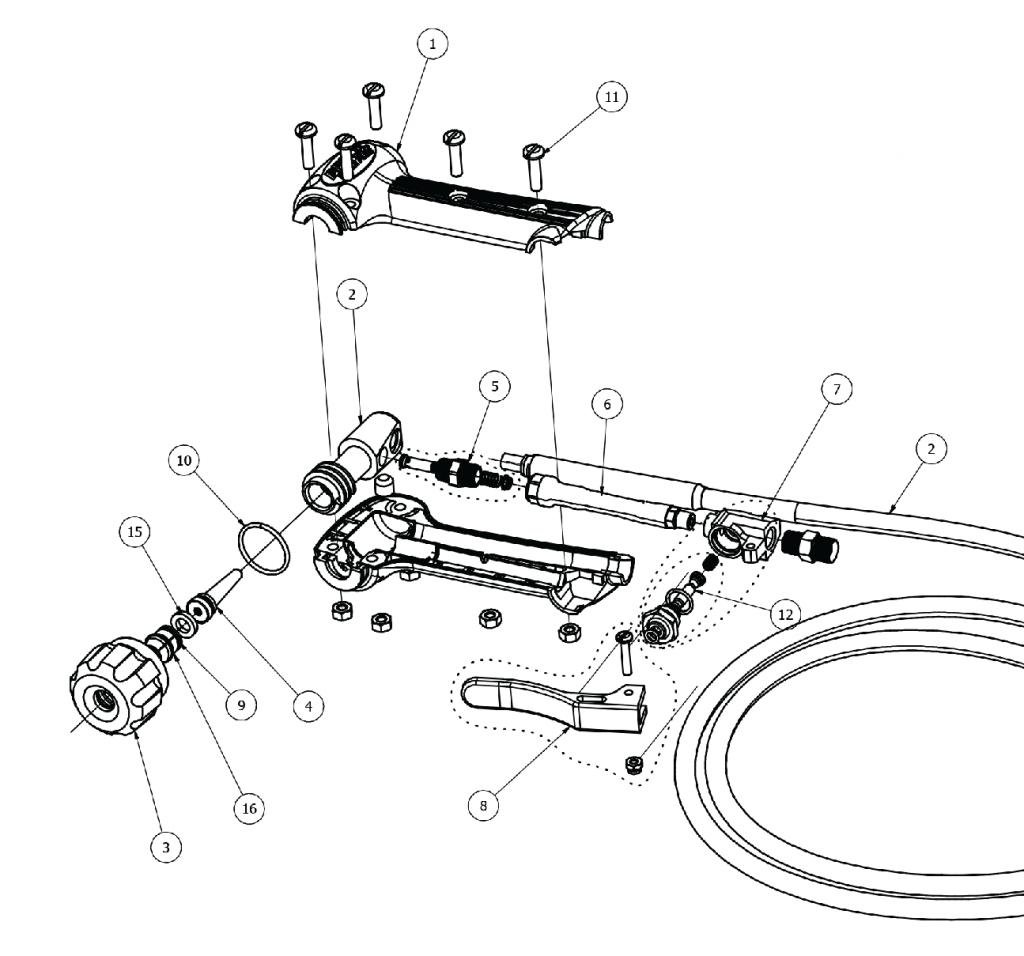 Broco 22 PLUS Parts